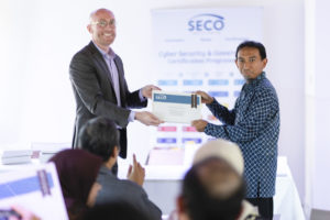 Indonesian lecturers received training in the Netherlands by SECO-Institute